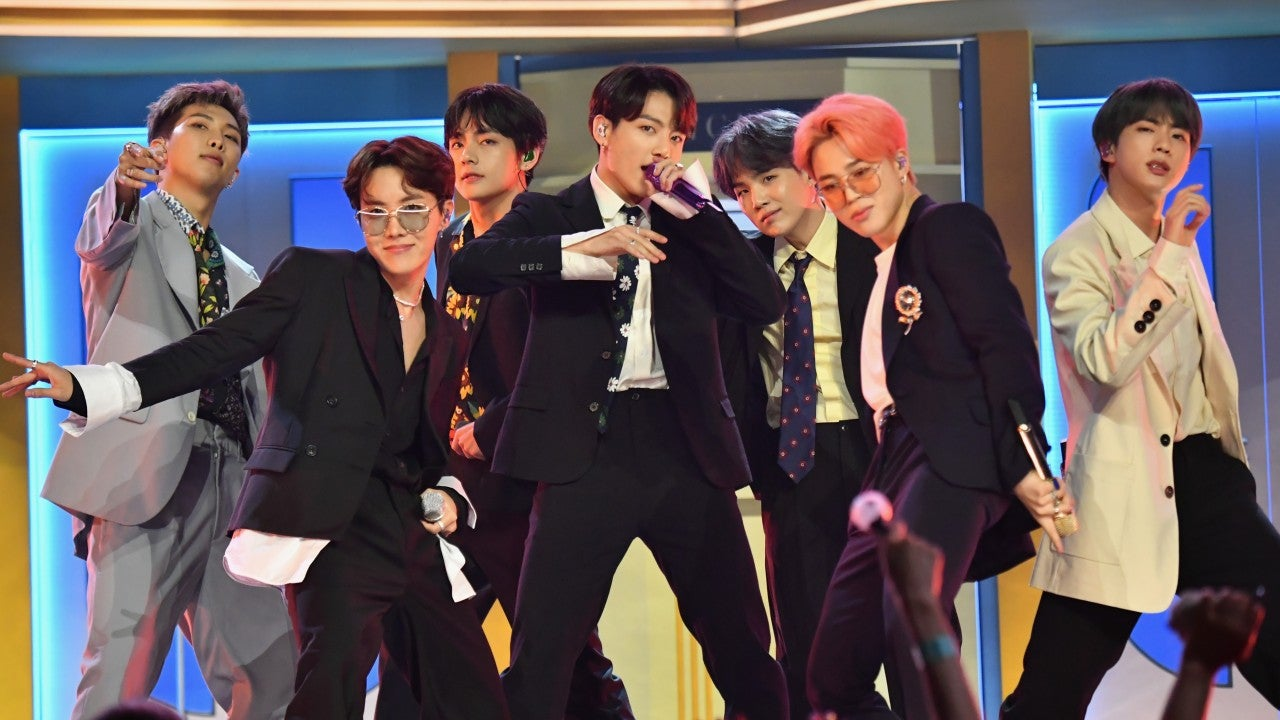 BTS Tour Kickoff Brings the Noise to the Rose Bowl - glbnews com