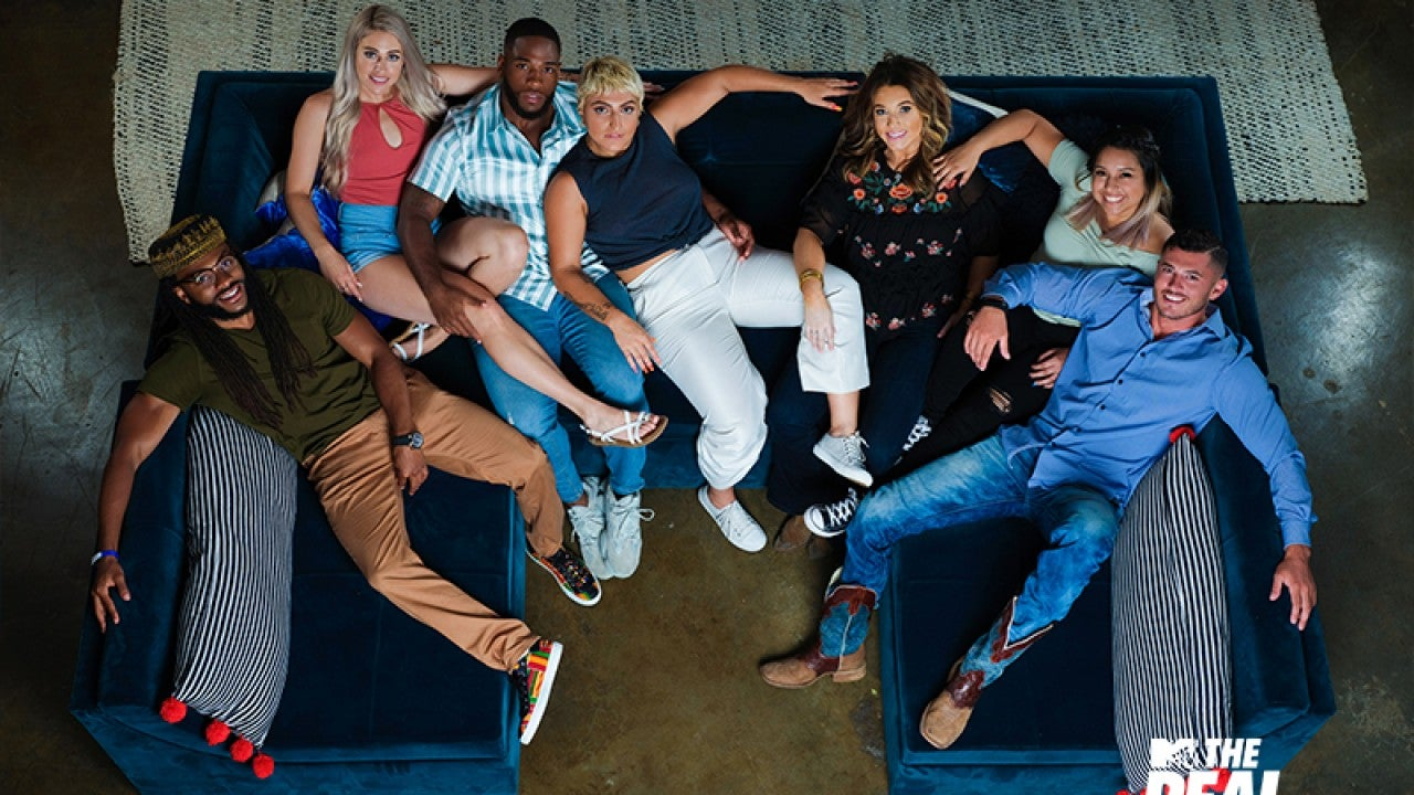 Mtv S The Real World Meet The Cast Of The New Season Exclusive Entertainment Tonight