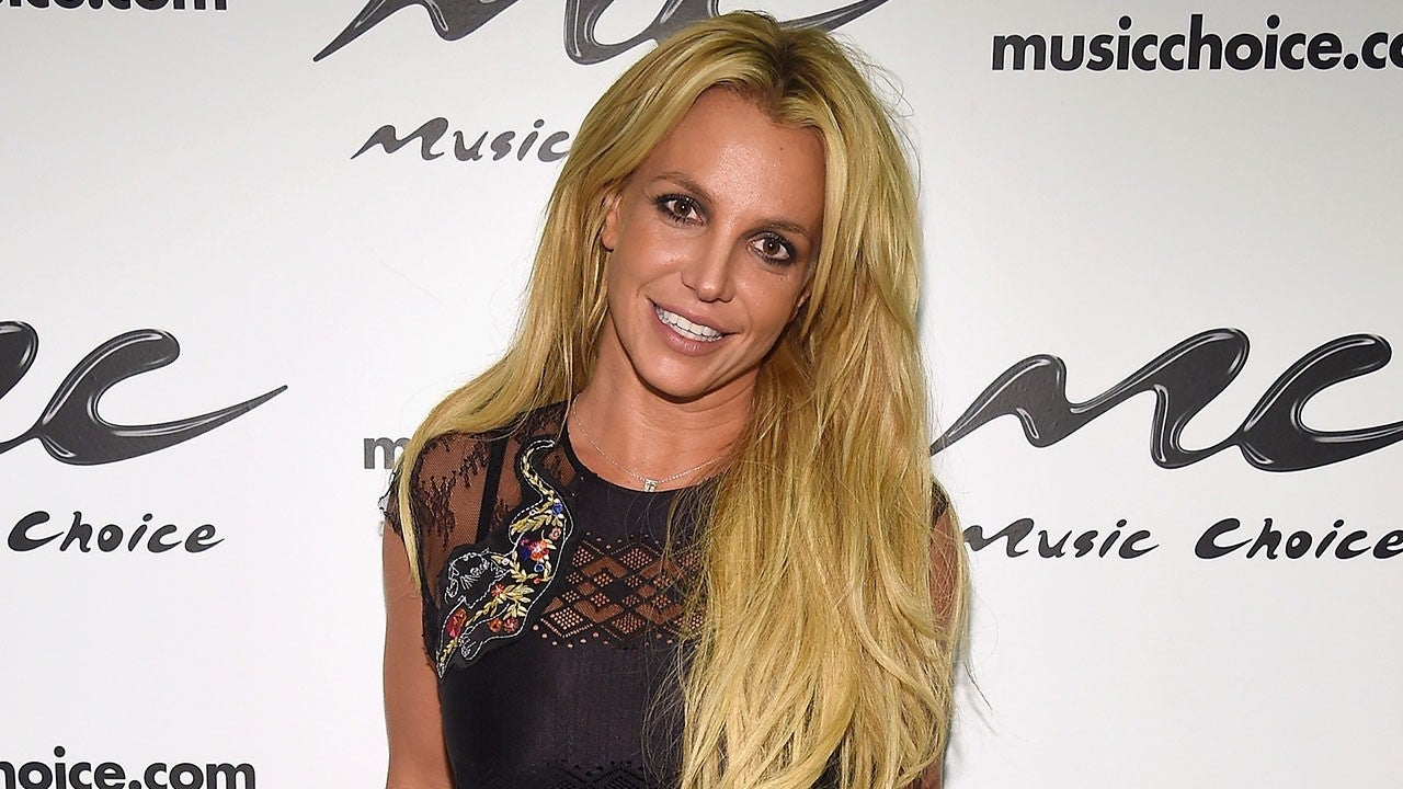 Britney Spears Opens Up About Feeling 'Rebellious' in Artsy Post