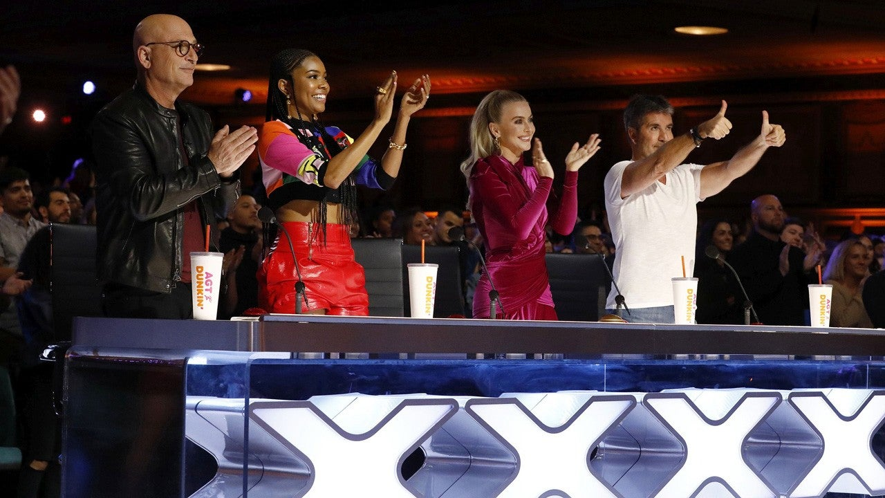 America's Got Talent's Best Moments of Week 4: Terry Crews