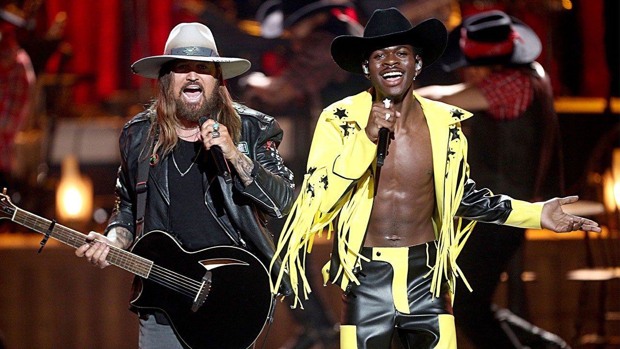 Billy Ray Cyrus Was in 'Shock' After Performance With Lil Nas X at 2019 BET Awards (Exclusive)