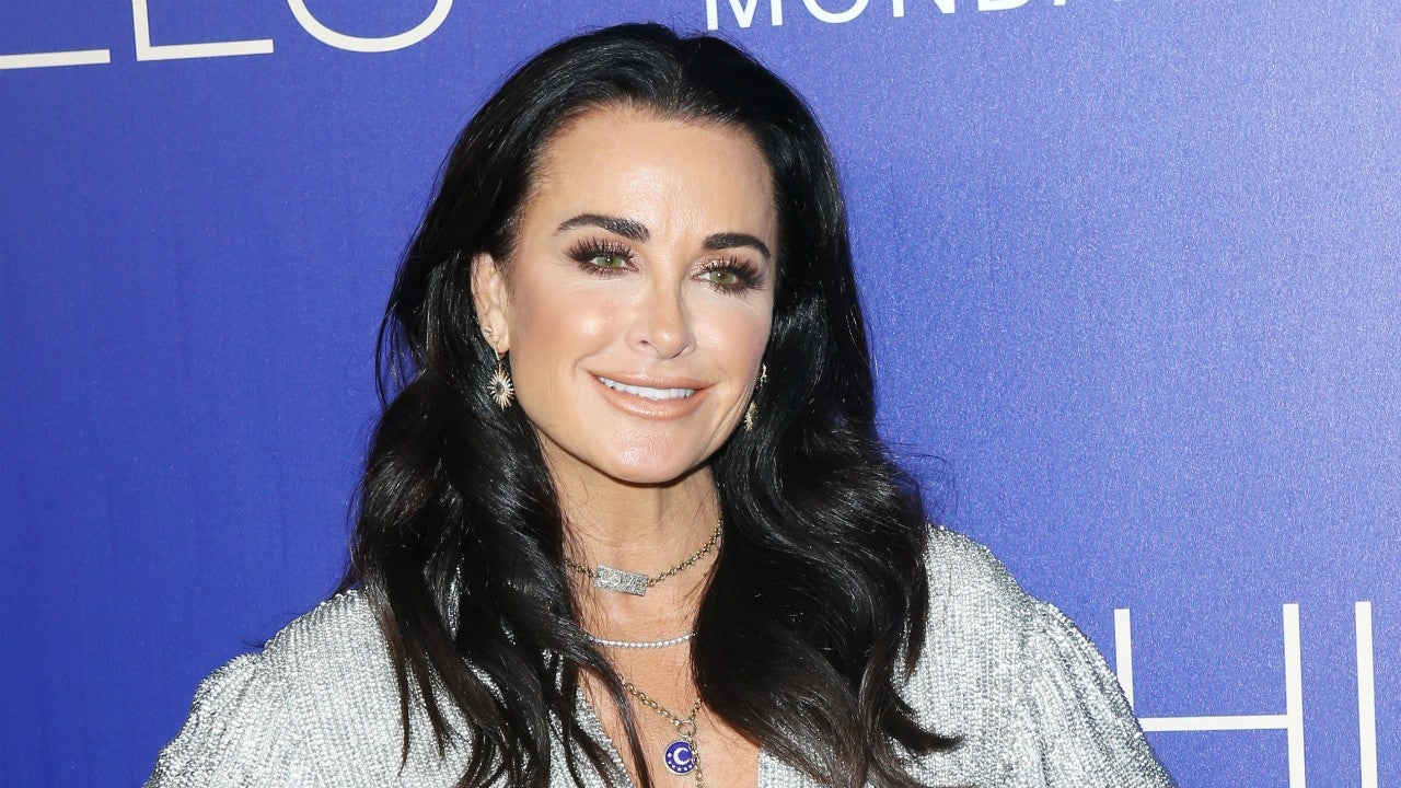 Kyle Richards Reveals She Got a Nose Job After Breaking It Last Year