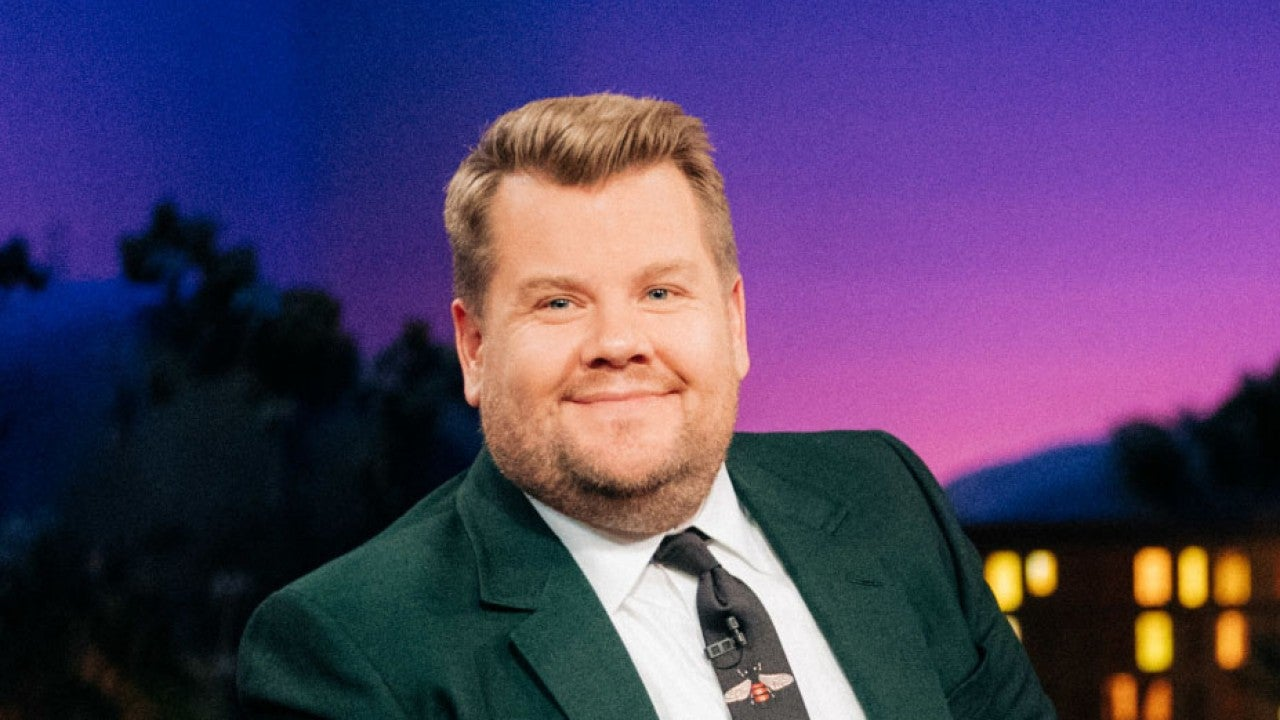 James Corden Says He Struggles With the Idea of Leaving ...