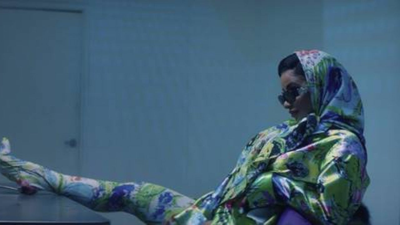 Cardi B Takes It All Off In New Press Music Video Entertainment