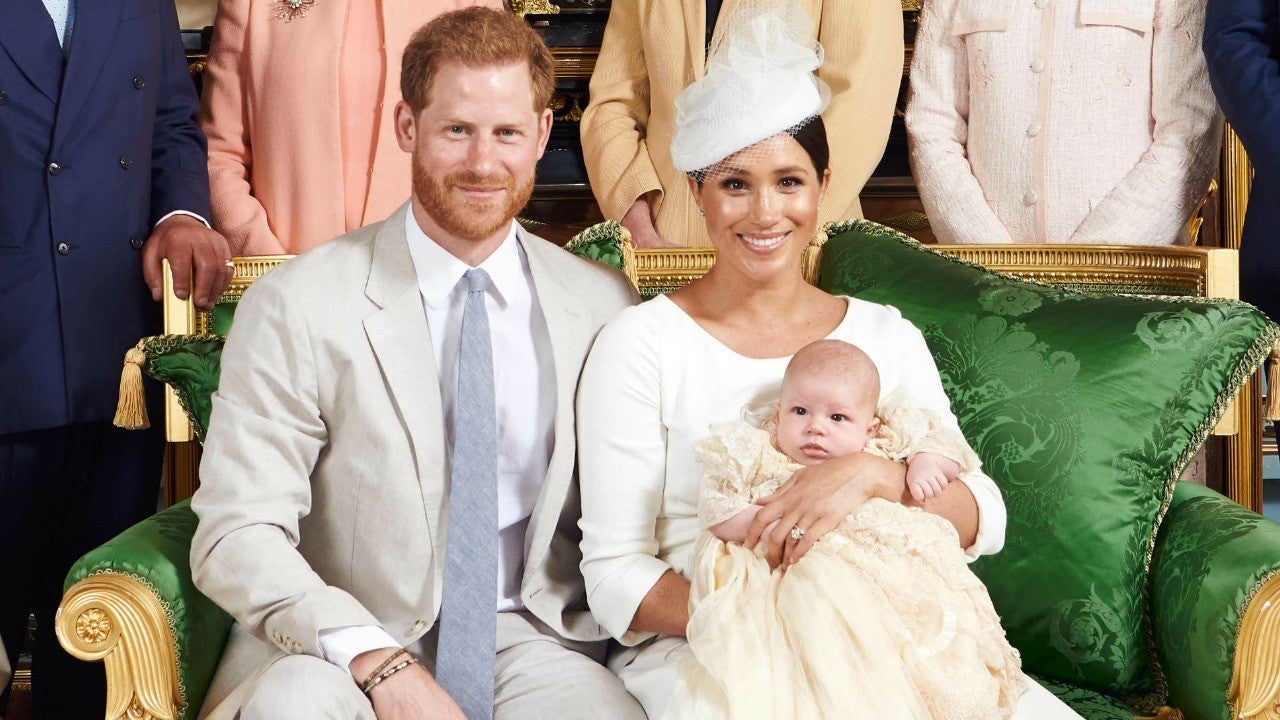 11+ Harry And Meghan Baby Archie Photos