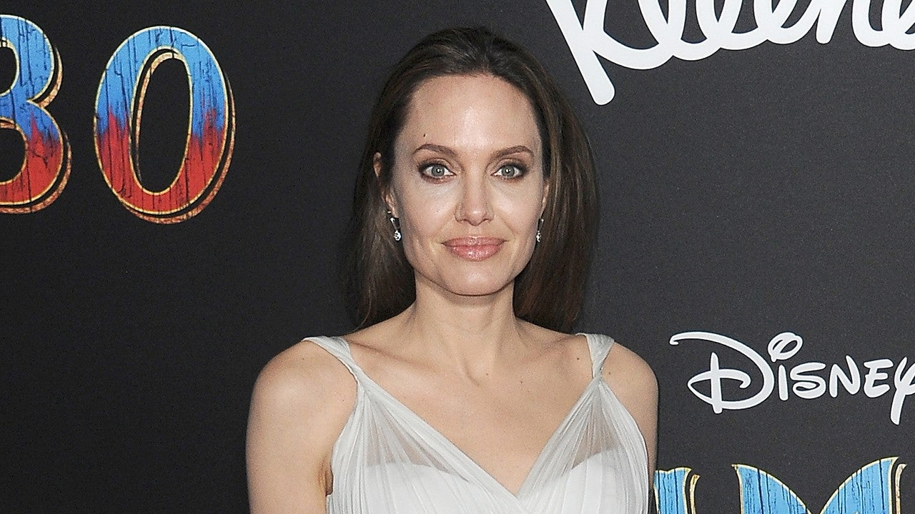 Angelina Jolie Video Hard angelina jolie explains why she chooses to be public about