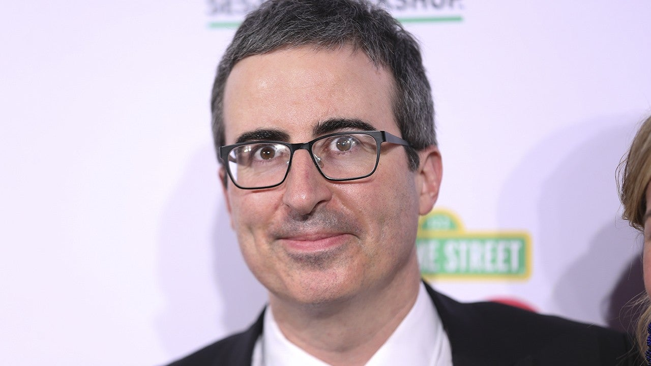 John Oliver Confirms Beyonce Was Photoshopped In Lion King