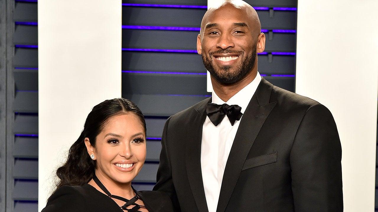 Kobe Bryant And Wife Vanessa Share First Pic Of Newborn