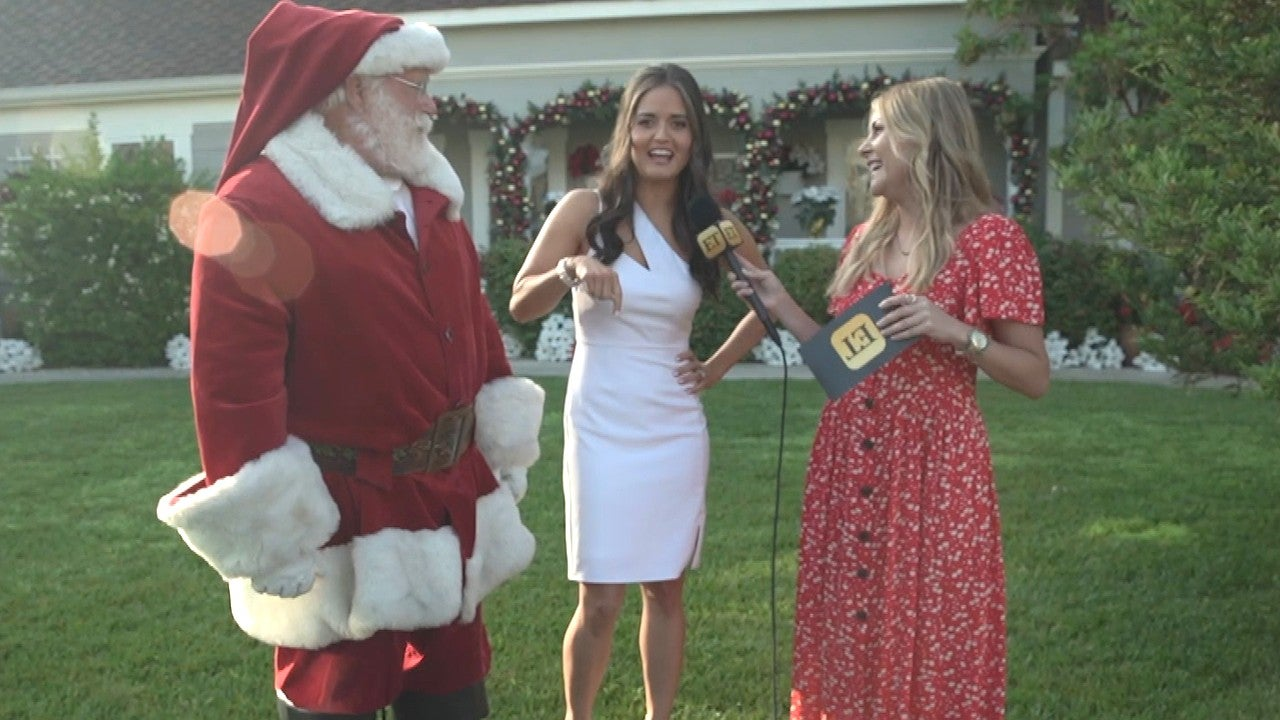 Dolly Parton Christmas.Danica Mckellar Spills On Working With Dolly Parton In New Hallmark Christmas Movie Exclusive