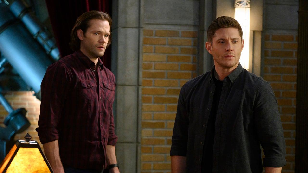 Supernatural': Jared Padalecki and Jensen Ackles Bid an