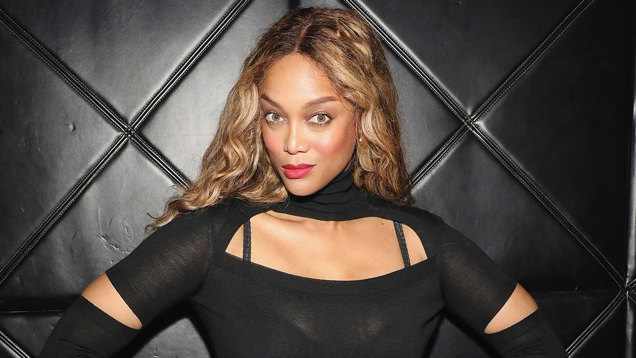 Tyra Banks Says She's Gained 25 Pounds Posing for 'Sports Illustrated'