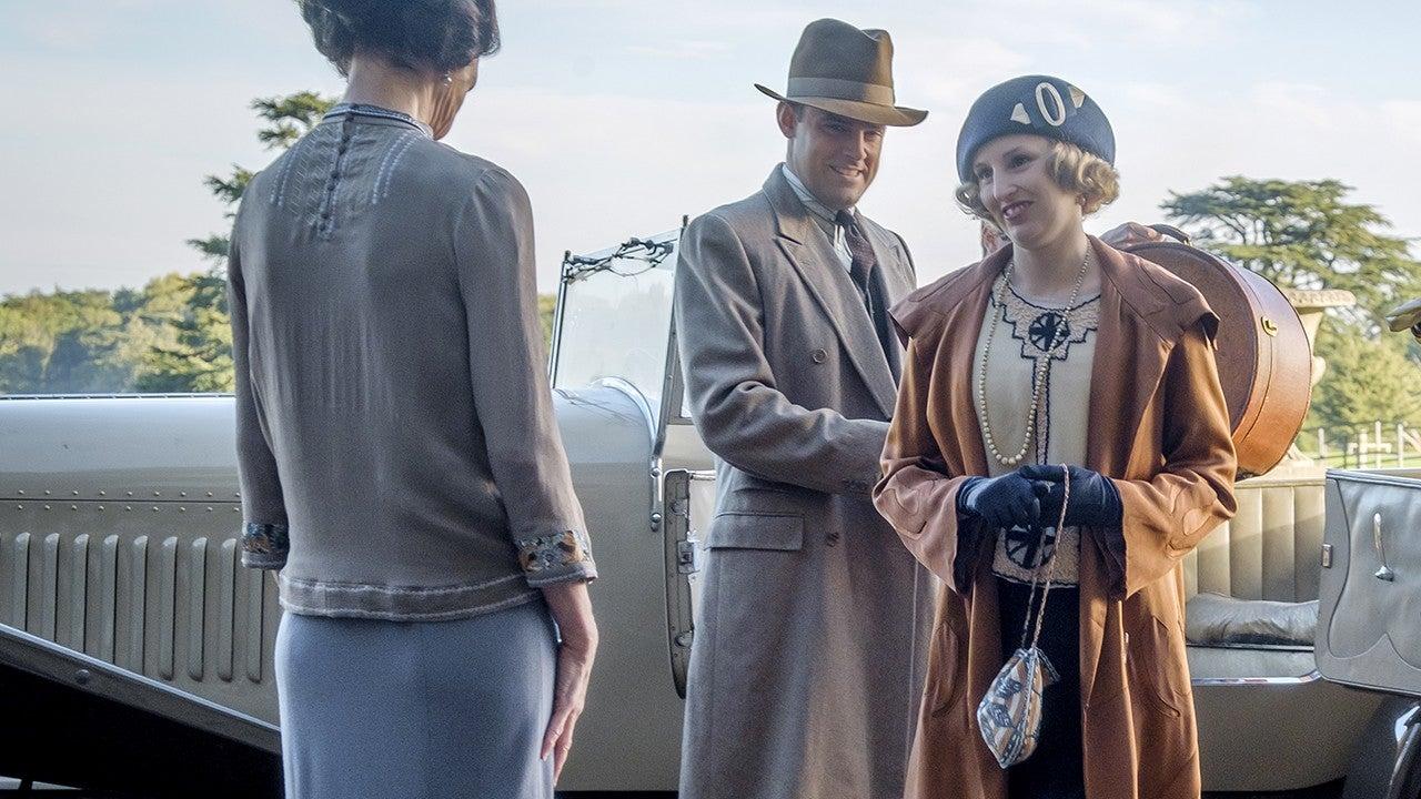 Downton Abbey Filmstart