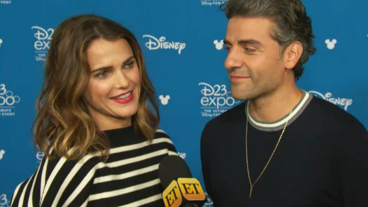 Star Wars Newbie Keri Russell Says Her Son Thinks She S