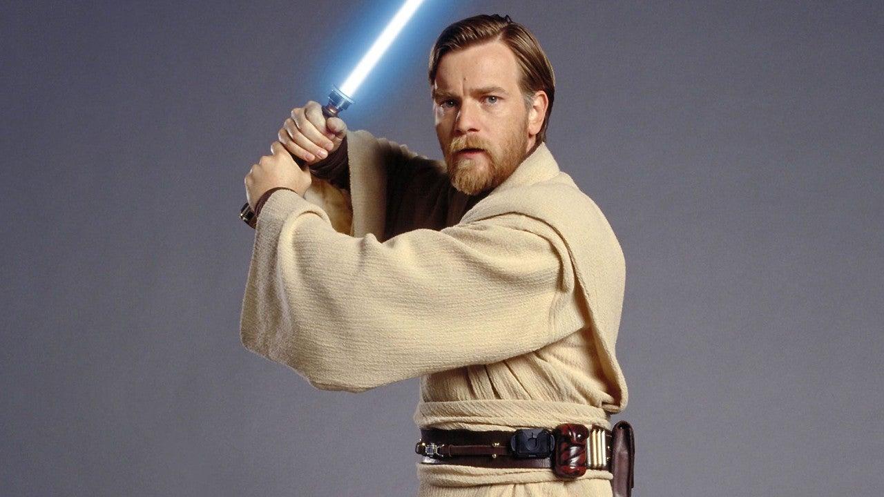 Ewan McGregor's Obi-Wan Kenobi Is Getting His Own 'Star Wars' Series on Disney+   Entertainment Tonight