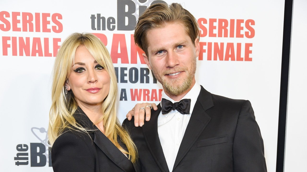 Kaley Cuoco Jokes She and Husband Karl Cook Are Only Living Together 'for the Quarantine'