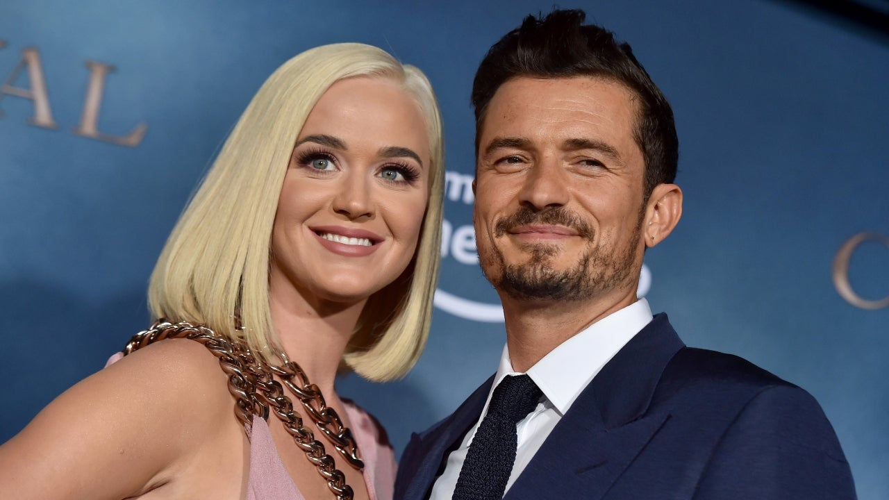 How Katy Perry and Orlando Bloom Are Getting Ready for Their Baby Girl
