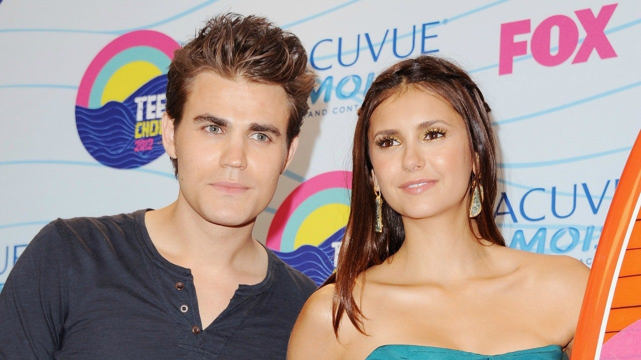 Paul Wesley Reacts to Nina Dobrev Saying They 'Despised ...