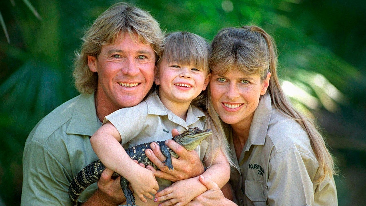 Terri Irwin Reacts to Late Husband Missing Their Daughter's Wedding