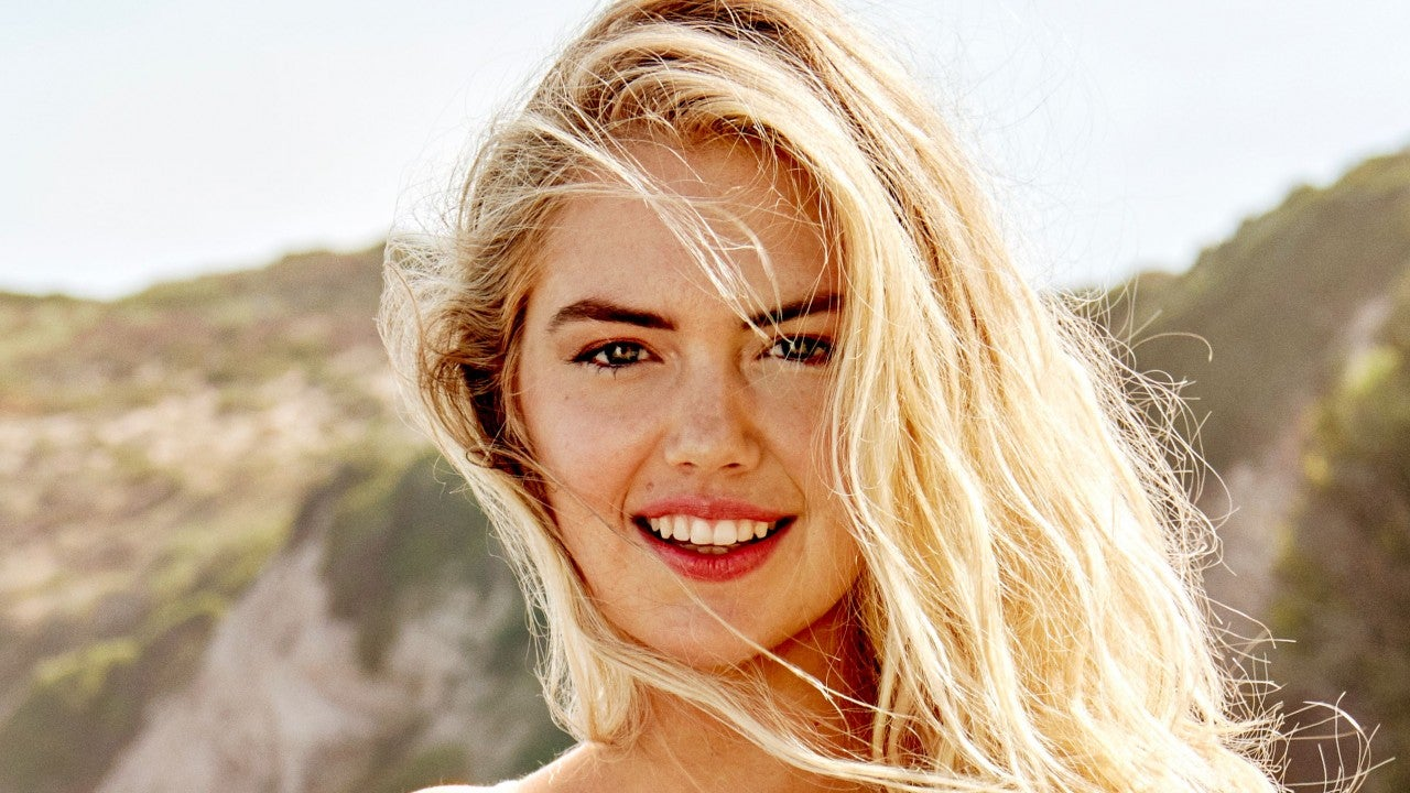 Kate Upton Stuns in Unretouched Photos