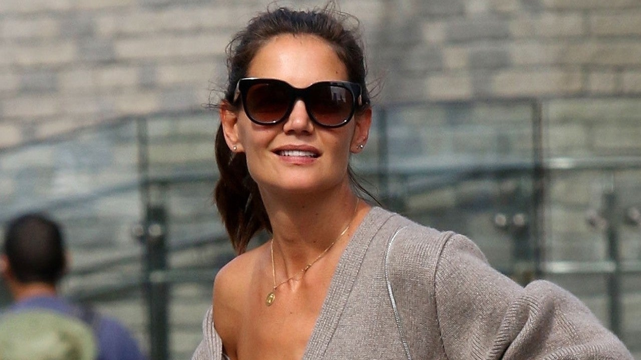 Katie Holmes Just Made...