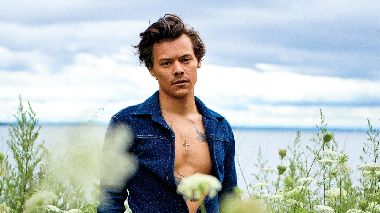 Harry Styles Opens Up About Sex Drug Use And Reuniting