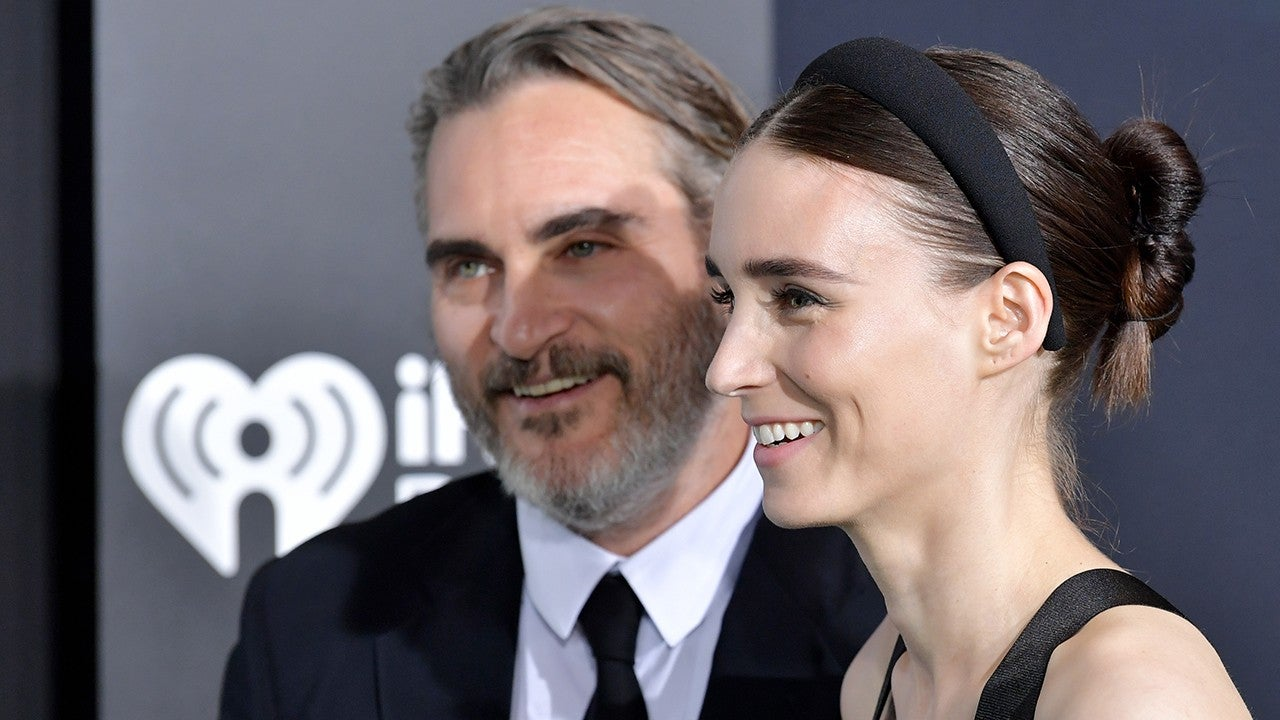 Rooney Mara Expecting First Child With Joaquin Phoenix