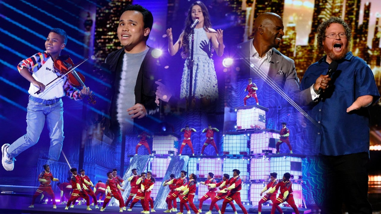 Americas Got Talent: Two Inspirational Singers Steal