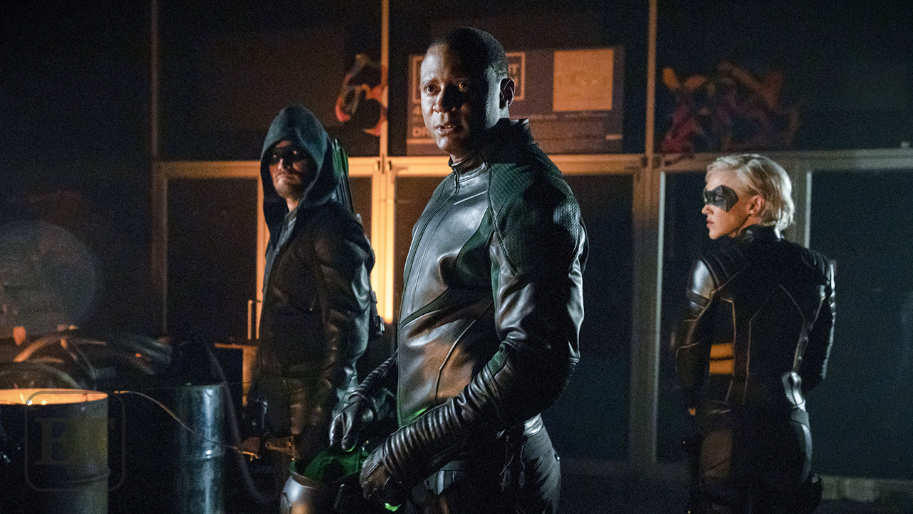 'Arrow' Boss on Writing Series Finale: 'A Lot of Tears' (Exclusive)