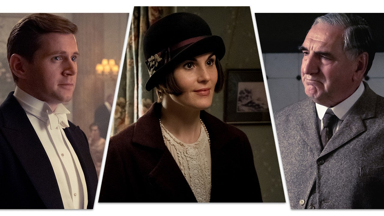 Downton Abbey How To Watch The Series And What To Remember Ahead Of The Movie Entertainment Tonight