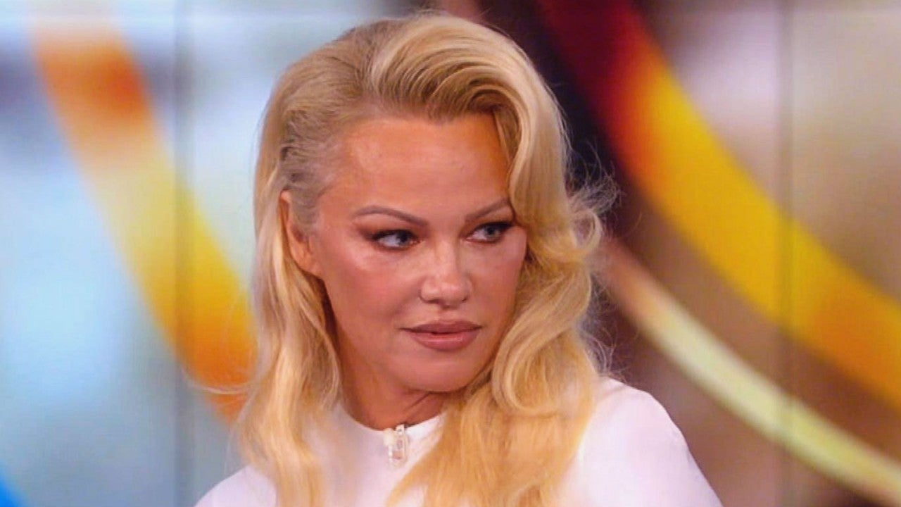 Meghan McCain and Pamela Anderson's Fight Over Wikileaks on 'The View'