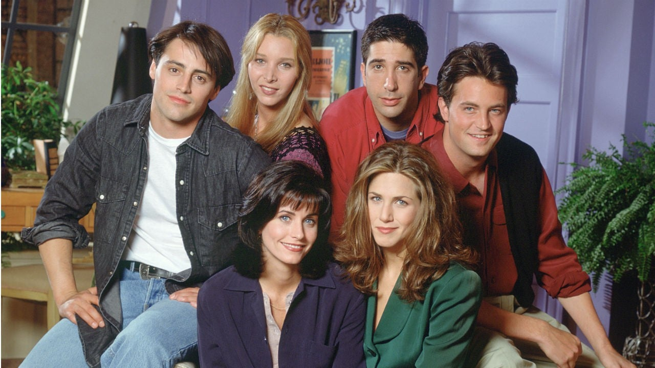 The Definitive Guide to Binge-Watching 'Friends' As It Arrives on HBO Max