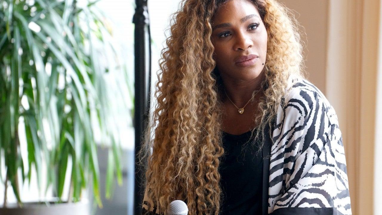 Serena Williams Helps Donate 4.25 Million Masks to Underserved Schools