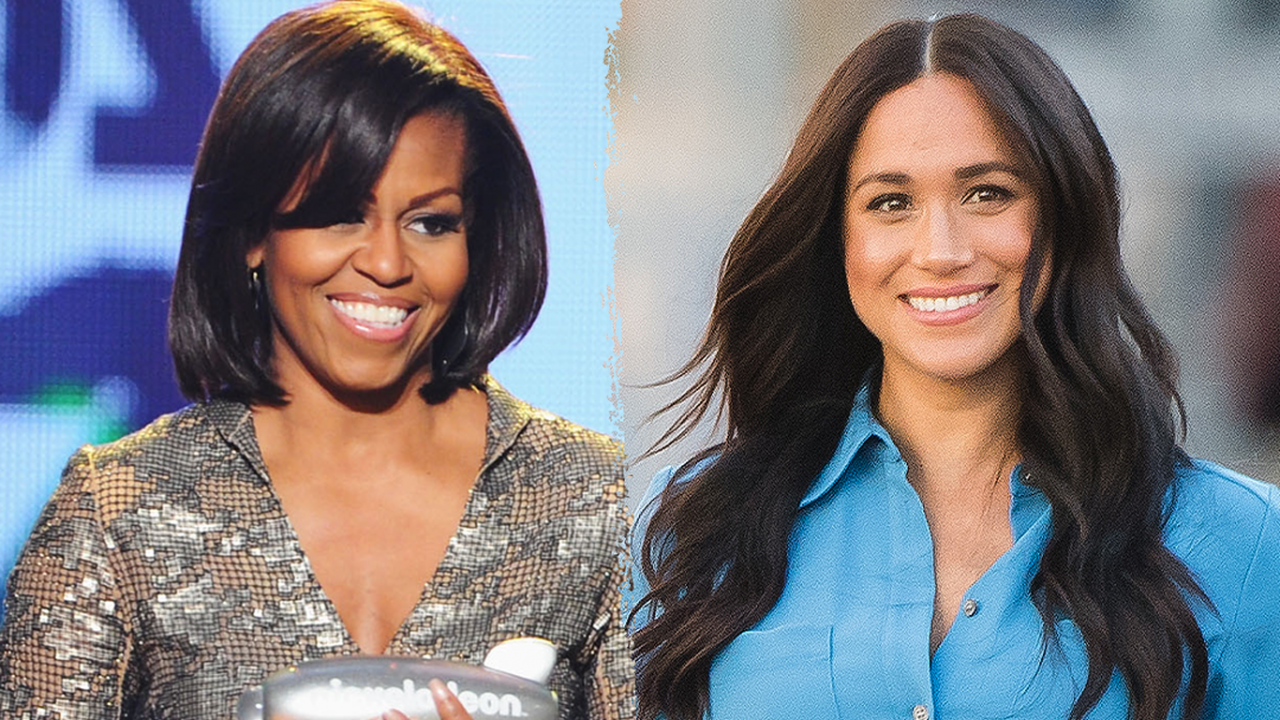 Michelle Obama Responds to Meghan Markle and Prince Harry's Oprah Winfrey Interview Image_0