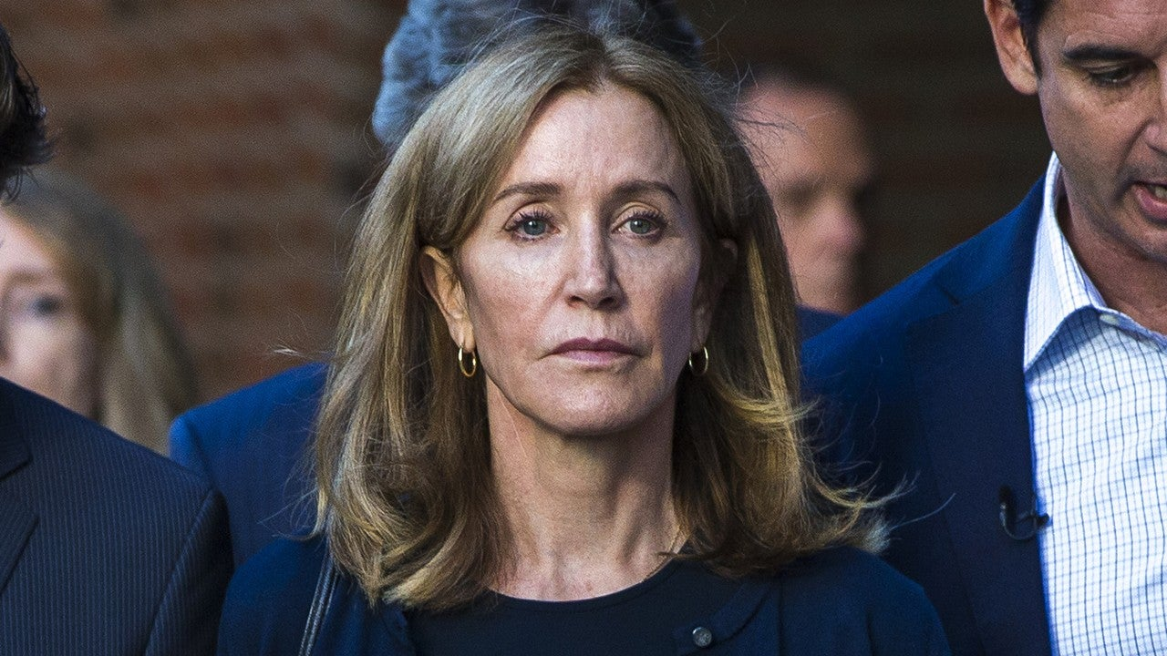 Felicity Huffman Asks Court to Return Her Passport