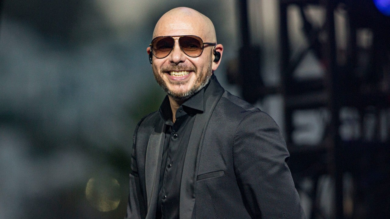 Pitbull Tears Up the Stage at the 2019 Latin American Music Awards