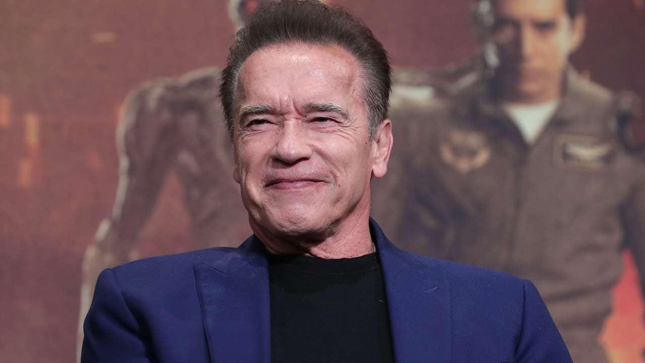 Arnold Schwarzenegger Celebrates 73rd Birthday With His Children