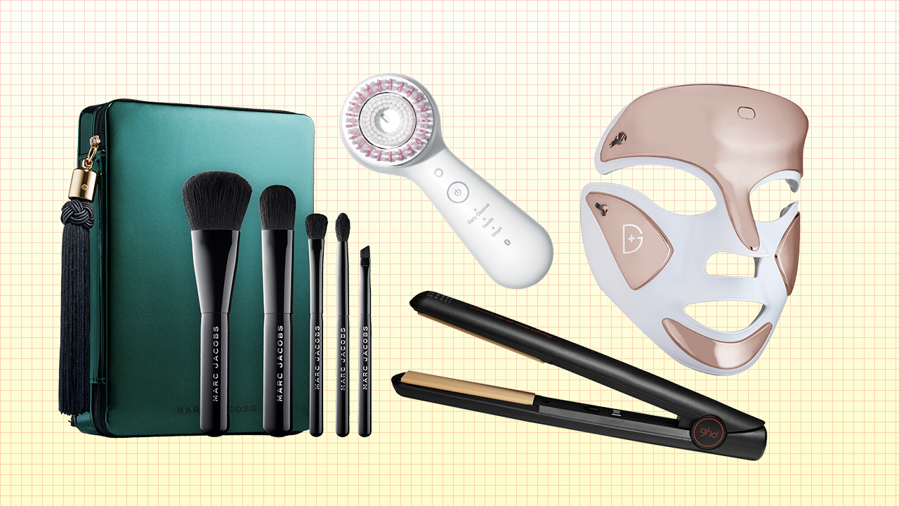 Best 13 Beauty Tools for Skin & Hair in 2021 -- Dyson, NuFace, & More