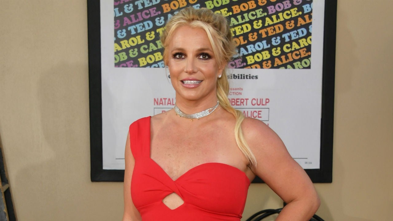 Britney Celebrates 20th Anniversary of 'Oops! I Did It Again' Album
