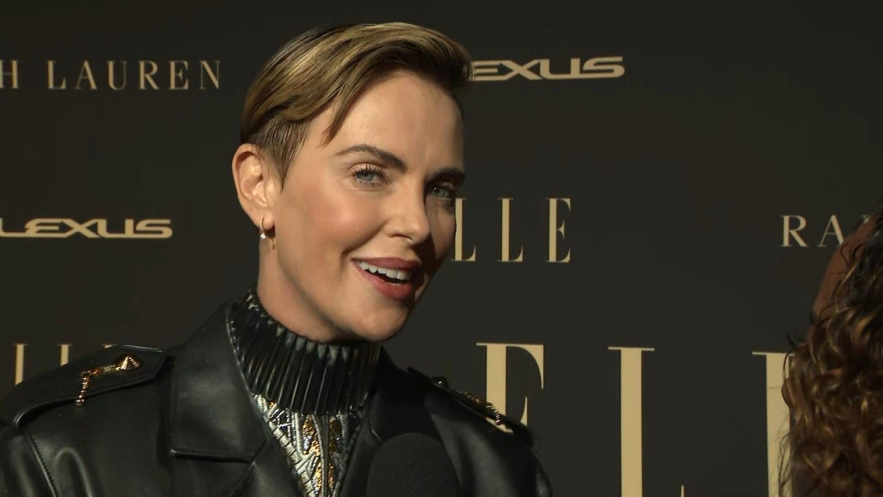 Charlize Theron Reveals Nicole Kidman's Reaction to Her Unrecognizable 'Bombshell' Transformation (Exclusive) - Entertainment Tonight