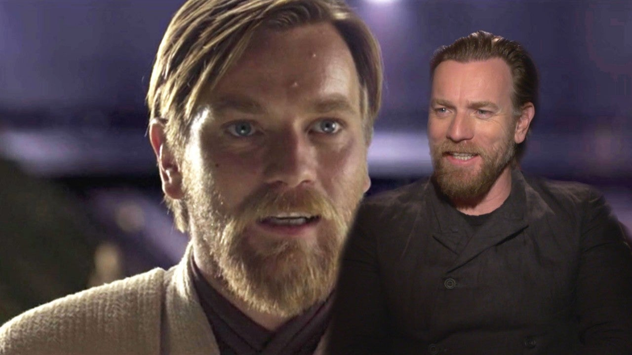Ewan McGregor Jokingly Reveals He's Been 'Lying' When Asked About Playing Obi-Wan Again (Exclusive)