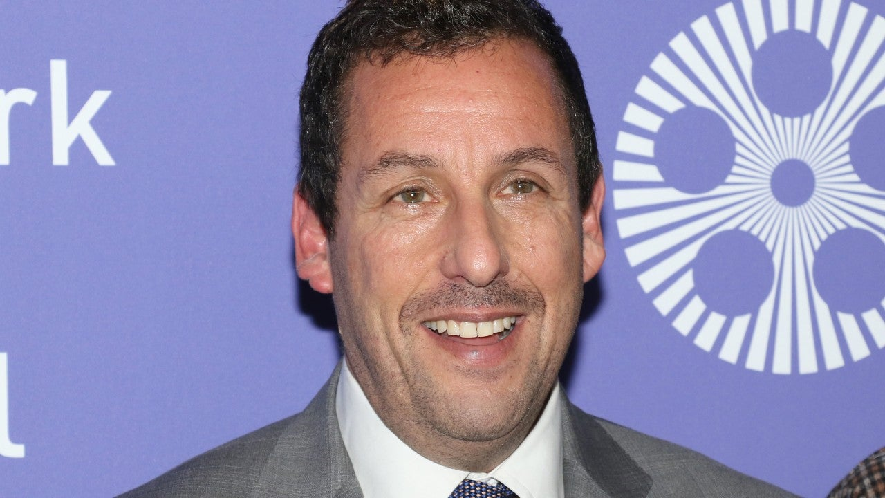 Watch Adam Sandler and His Daughters Cover Taylor Swift's 'Lover'