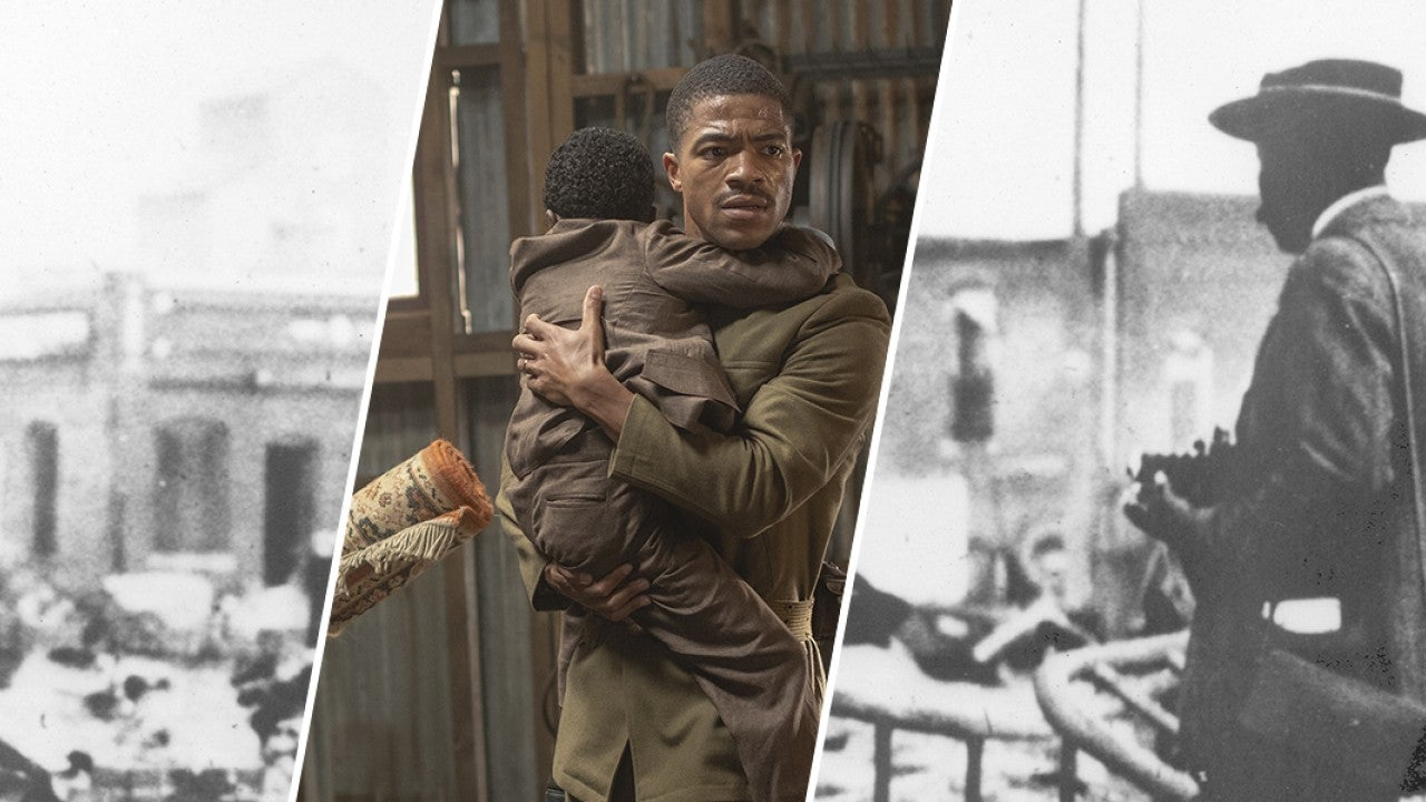 Hollywood Is Finally Shining a Light on the Tulsa Race Massacre -- Right  When We Need It Most | Entertainment Tonight