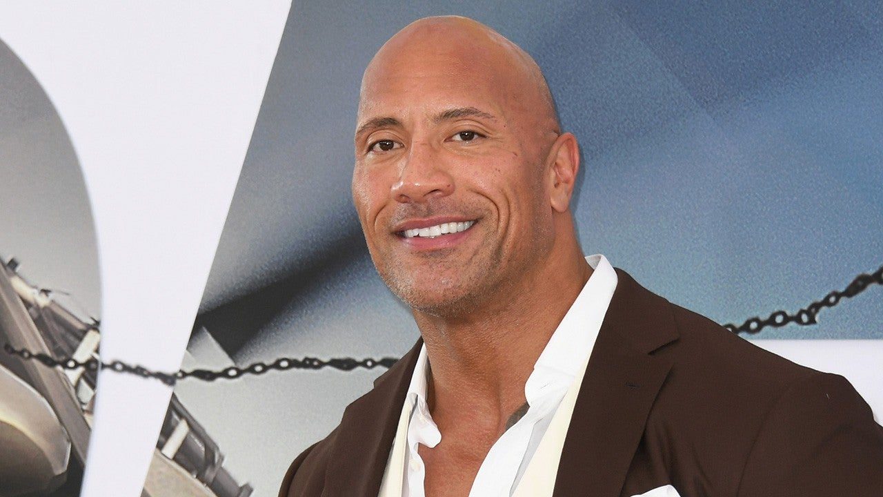 Dwayne Johnson Shares First Look At Black Adam And Release