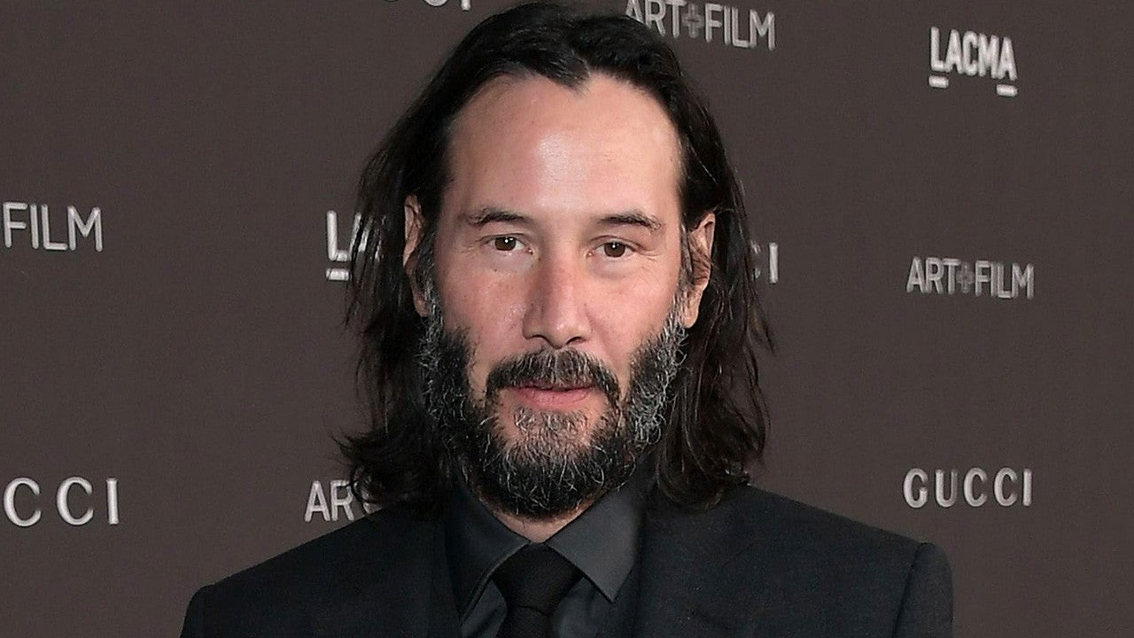 Keanu Reeves Kept Getting Original 'John Wick' Movie Title Wrong -- So They Changed It - Entertainment Tonight