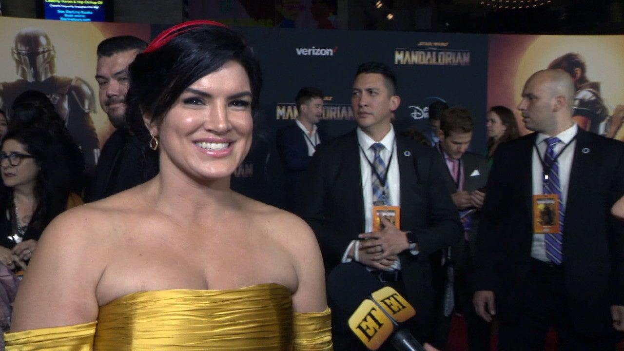 The Mandalorian S Gina Carano On Feeling Like She Belongs