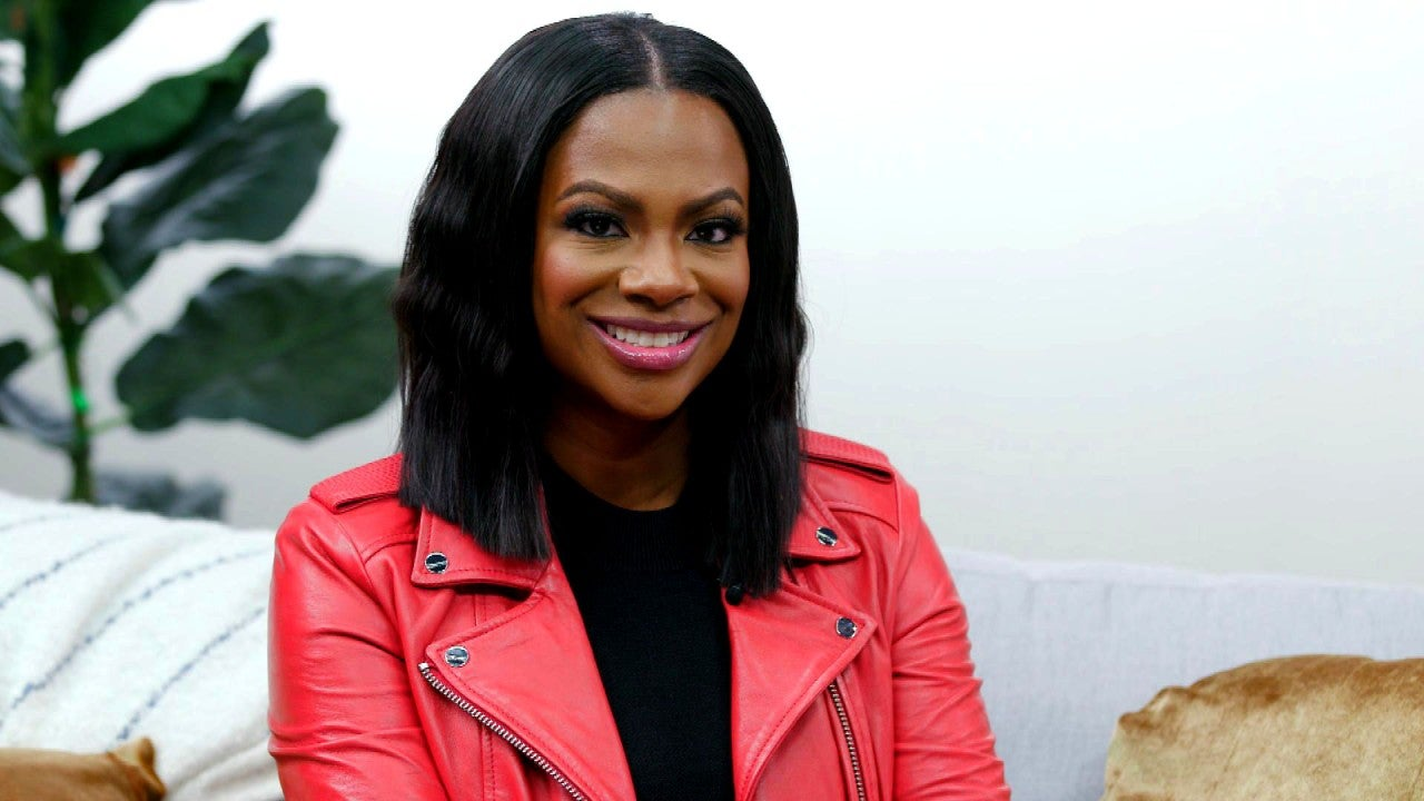 Kandi Burruss Responds To Kenya Moore Exposing Her Rhoa Salary And Dishes On Season 12 Drama Exclusive Entertainment Tonight