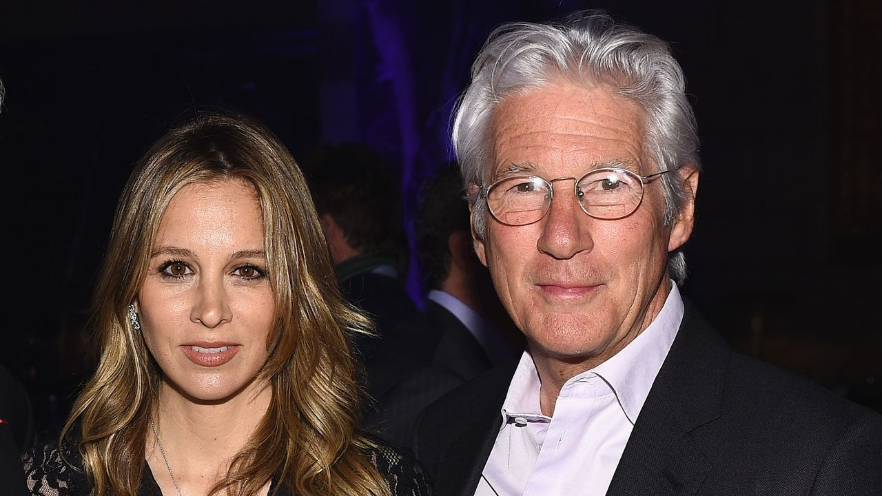 Richard Gere Welcomes Baby No. 2 With Wife Alejandra Silva