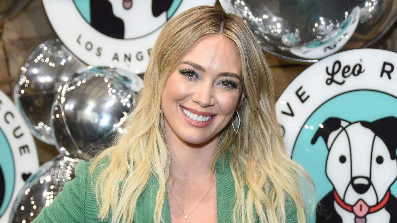 Hilary Duff Teams Up With Husband Matthew Koma in First Song in Years
