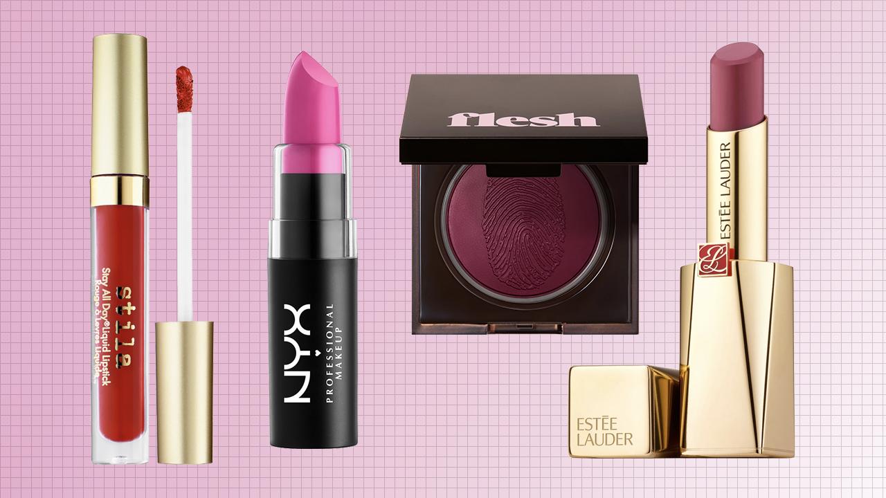 The Best Lipstick -- MAC, Stila, Origins, Tarte and More
