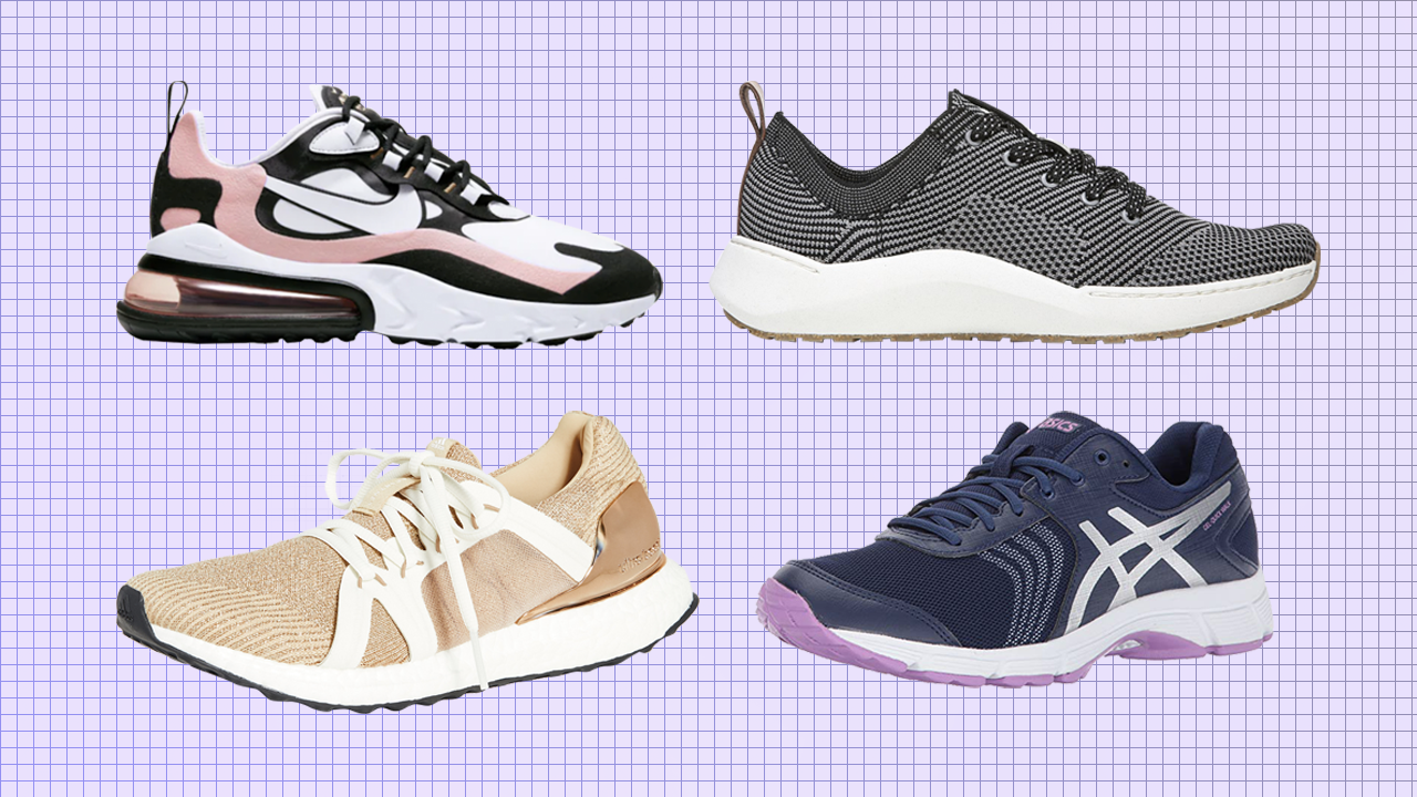 Best Walking Shoes That Are Actually Comfortable